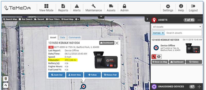 Virtual Odometer