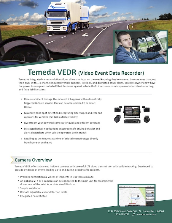 Integrated Video Camera System